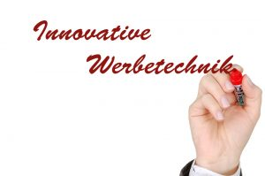 werbetechnik innovation