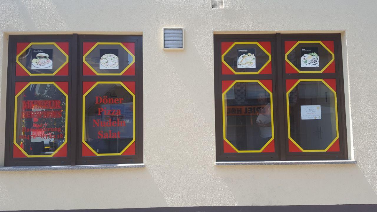 alte beschriftung munzur kebap und pizzahaus weilmünster