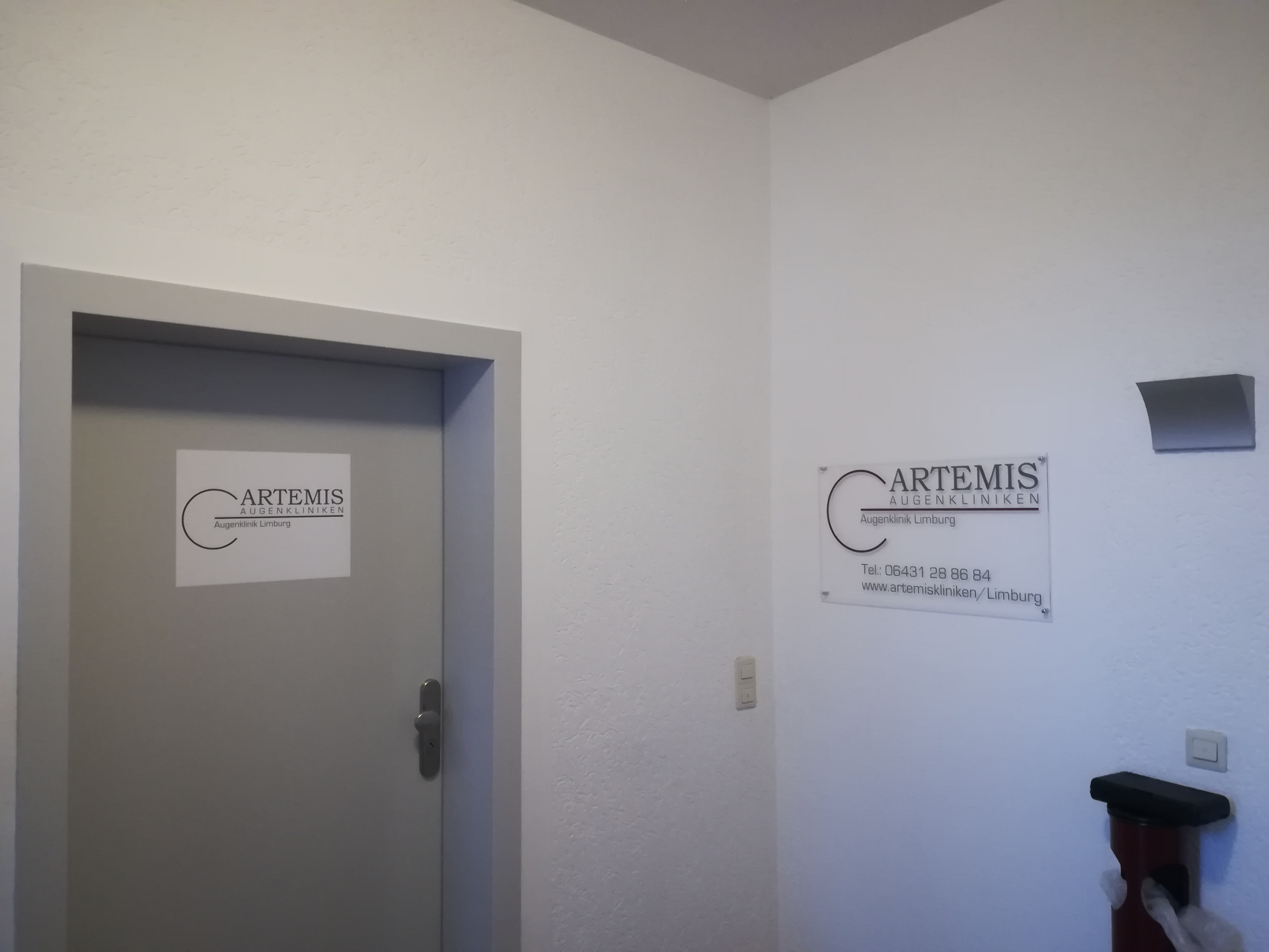 ARTEMIS Augenkliniken Limburg Neumarkt Obergeschoss