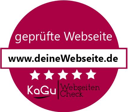 kostenloses Gütesiegel für Webseiten | exklusiv für Ihre Homepage