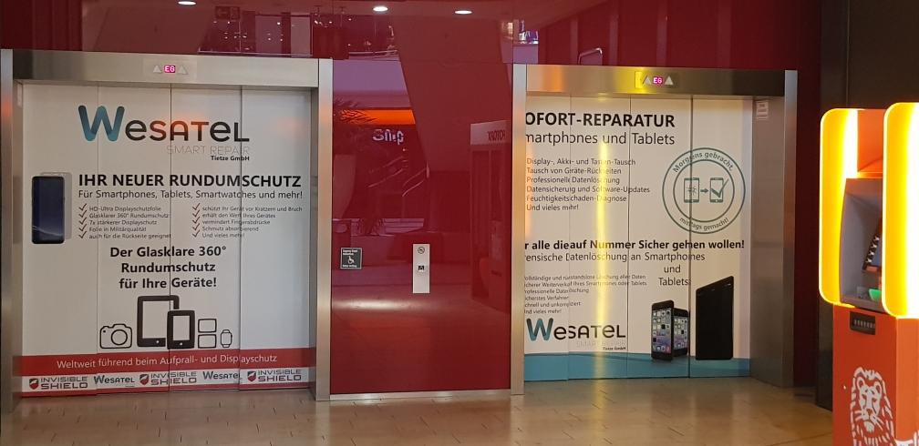 Werbeschilder und Werbeagentur Leverkusen