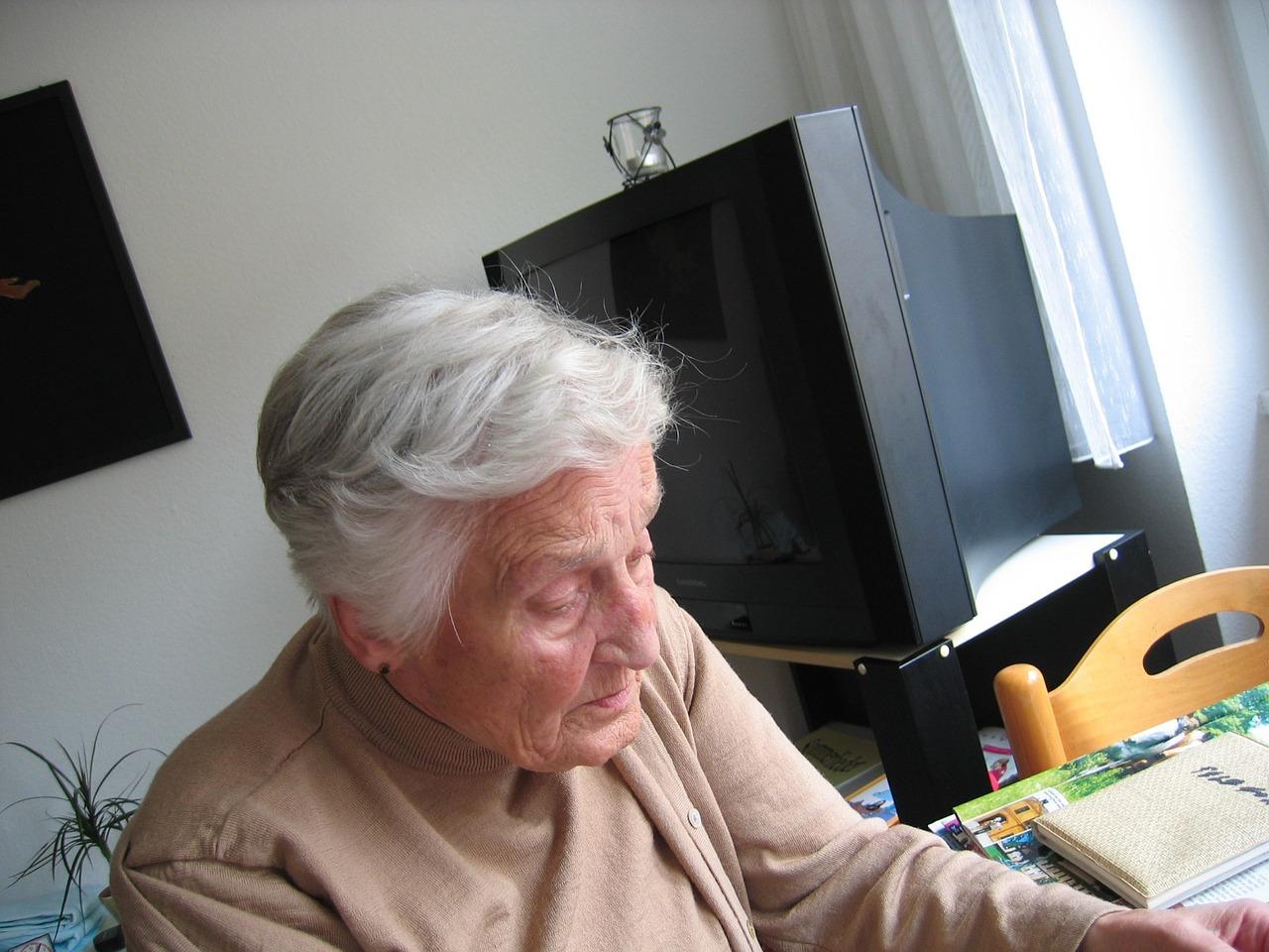 Webseite für Altenheime und Seniorenresidenzen