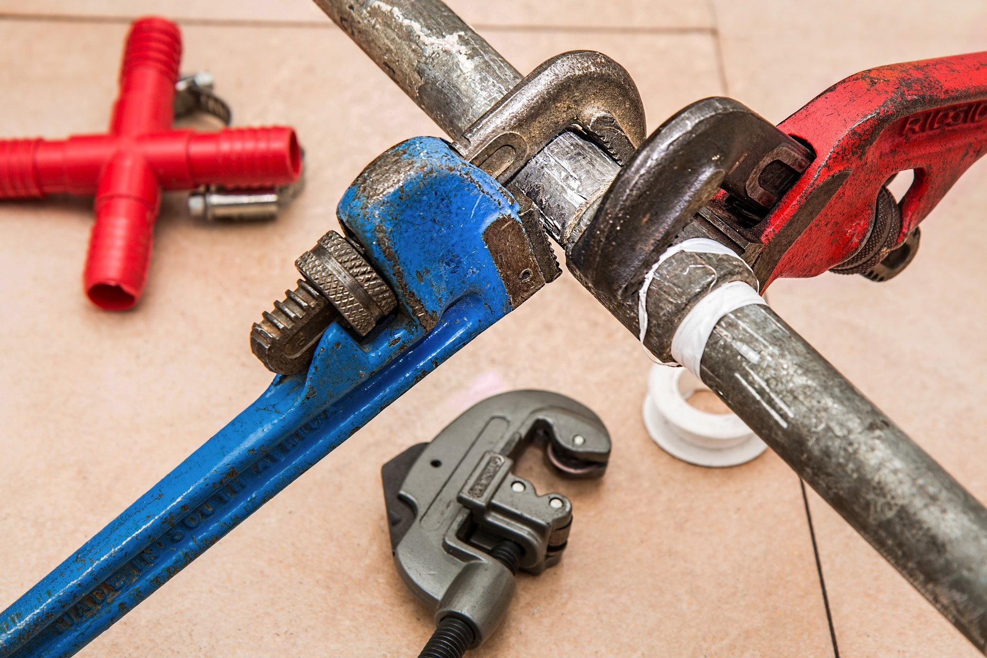 Webdesign für Klempner, Sanitär- und Heizungsbauer