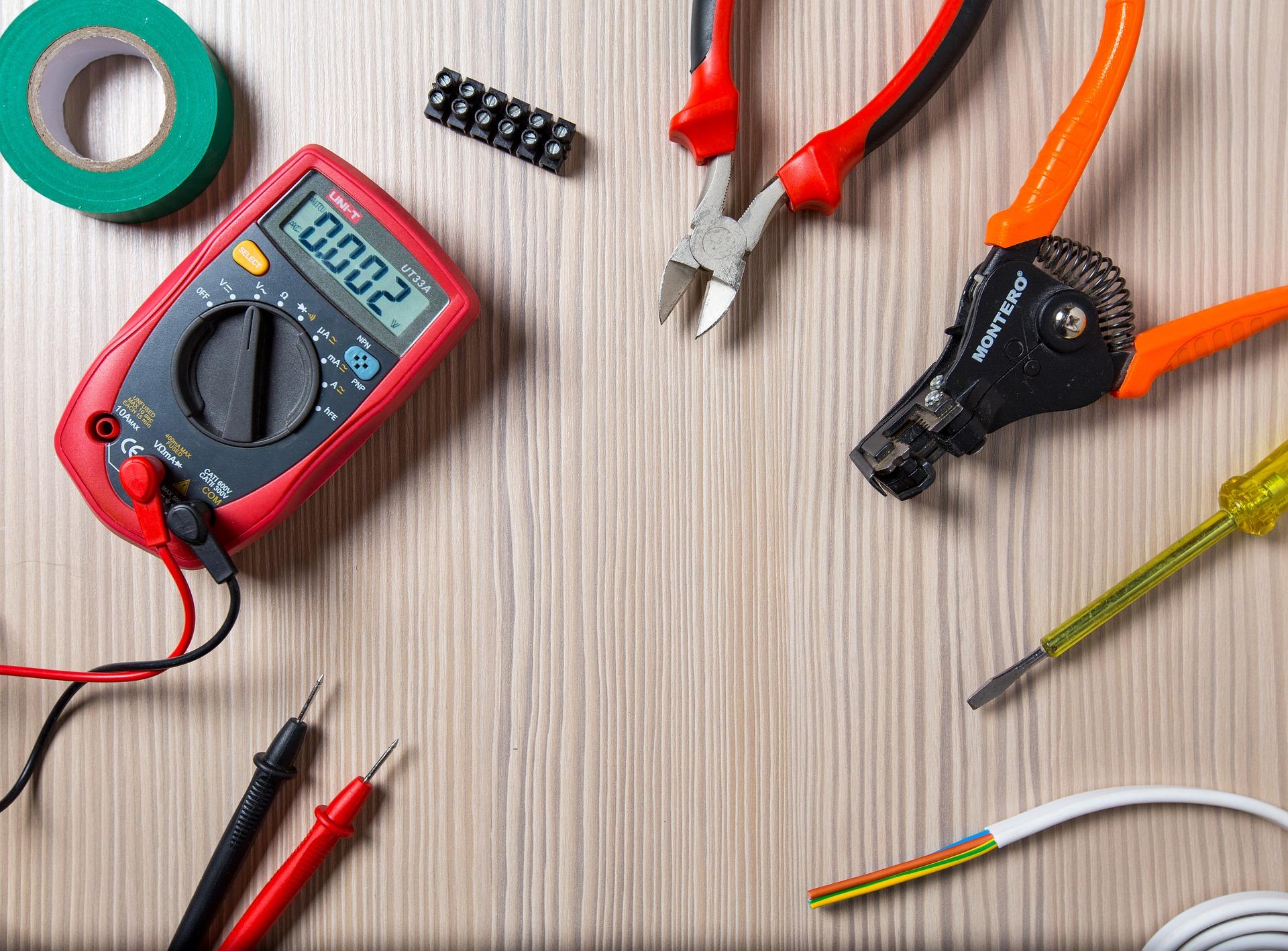Elektriker Website : Webseite für Elektroniker