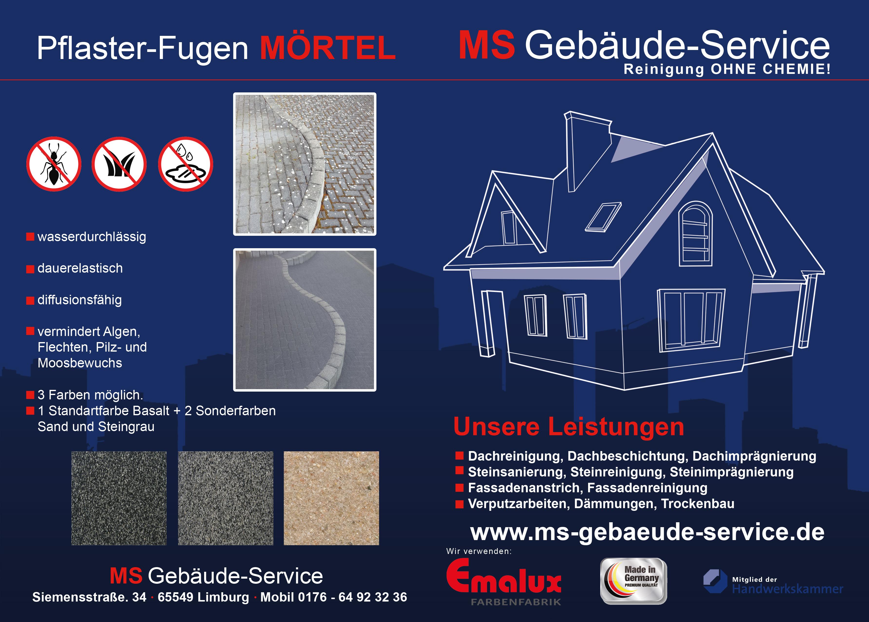 Flyer und Visitenkarten Limburg und Wetzlar: Flyer erstellen lassen
