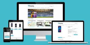 Wesatel Shop Webdesign Webseite