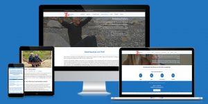Responsive Webdesign Betreuungspflege24h Luisa Kaiser