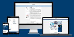 Webseite Hausarztpraxis Fachinger Niederbrechen Webdesign