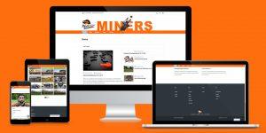 Responsive Webdesign Mensfelden-Miners