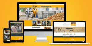 LalaBau Erdbewegungen Webdesign und SEO-Suchmaschinenoptimierung