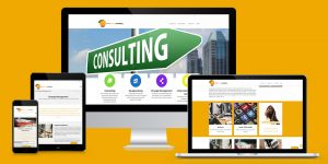 think! Orange Consulting Webseite und Webdesign